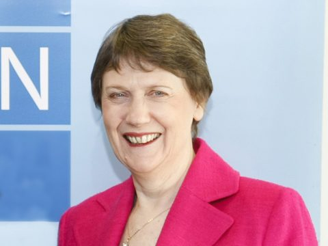 Helen Clark Commissioner ICDP