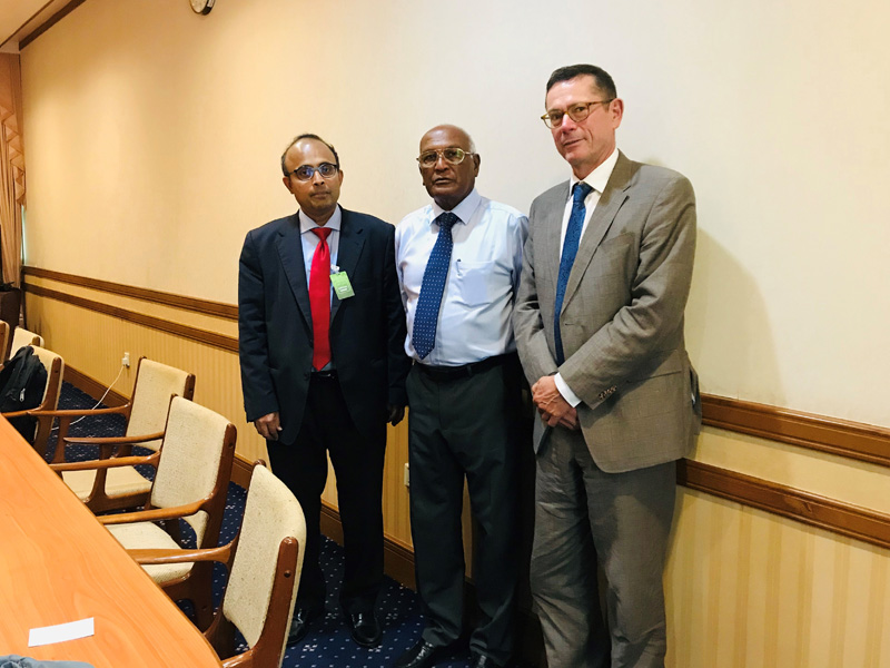 icdp mission to MALDIVES