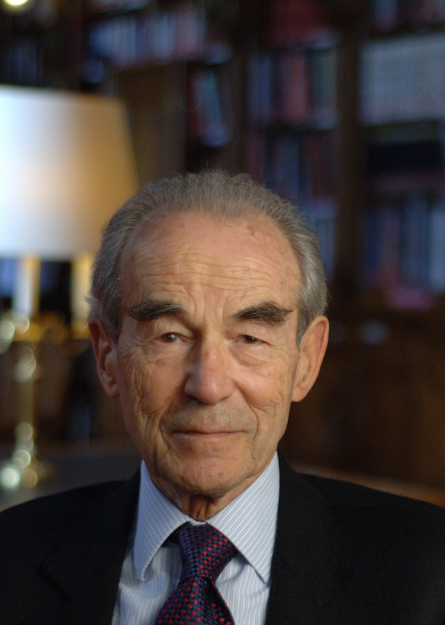 Robert Badinter against death penalty
