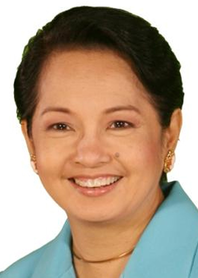 Gloria Macapagal-Arroyo