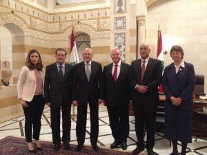 Mission to Lebanon