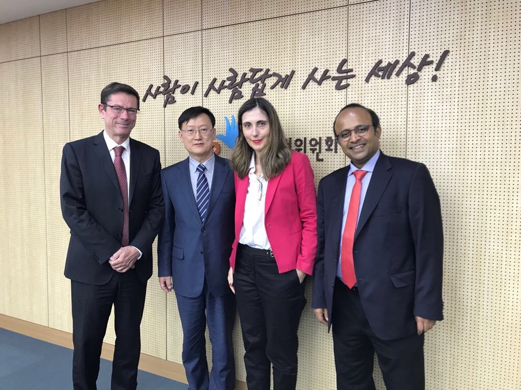 Mission to the Republic of Korea