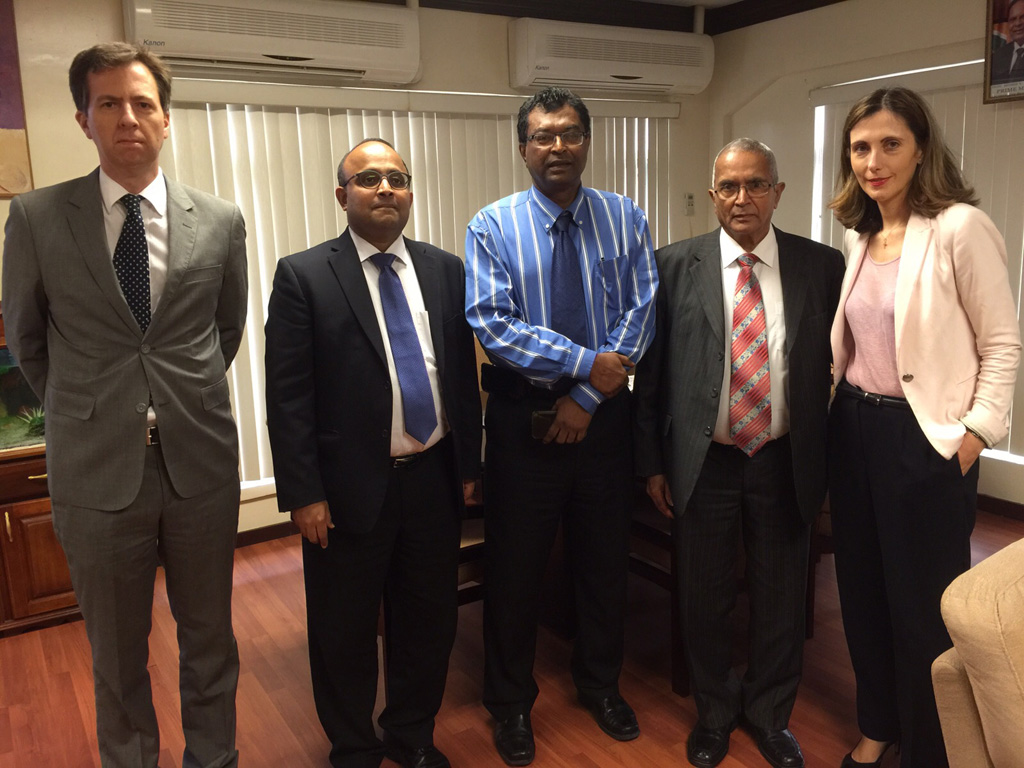 Mission to Guyana 2015 - 1024