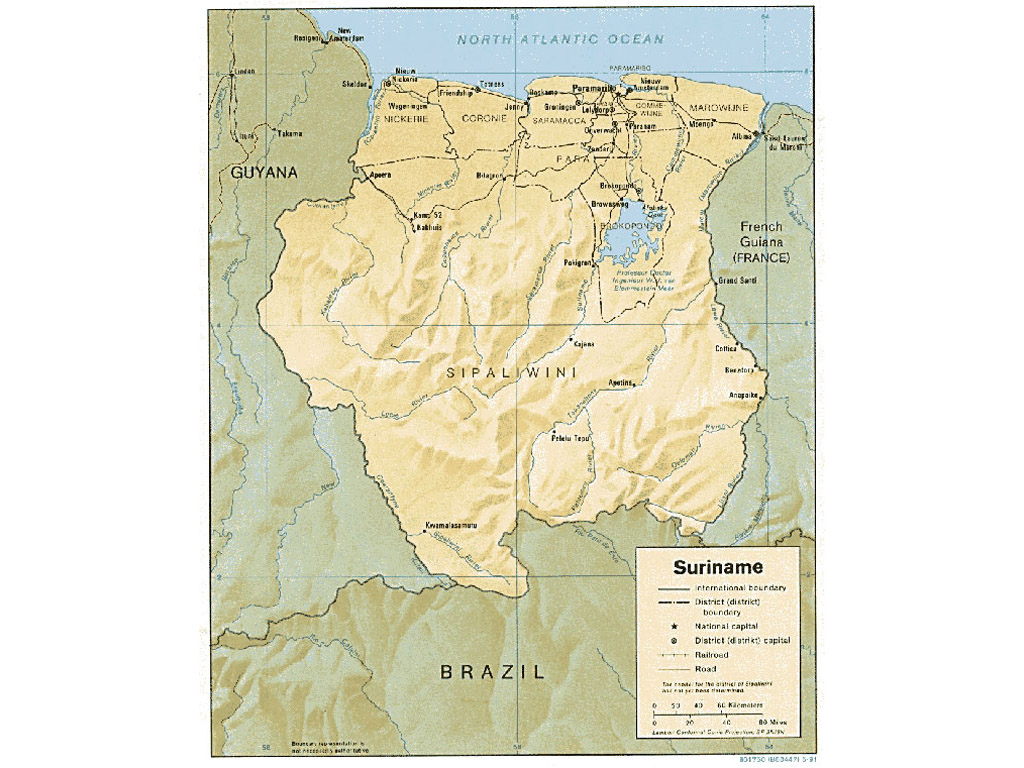 Suriname_Shaded_Relief_Map-1024