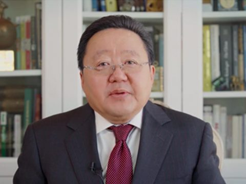 Tsakhia Elbegdorj commissioner ICOMDP