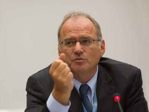 Professor Christof Heyns
