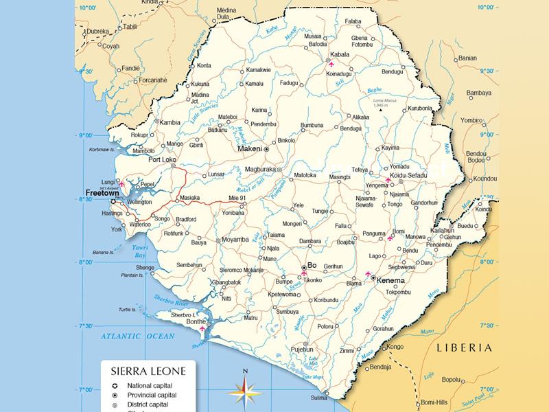 Sierra Leona death penalty